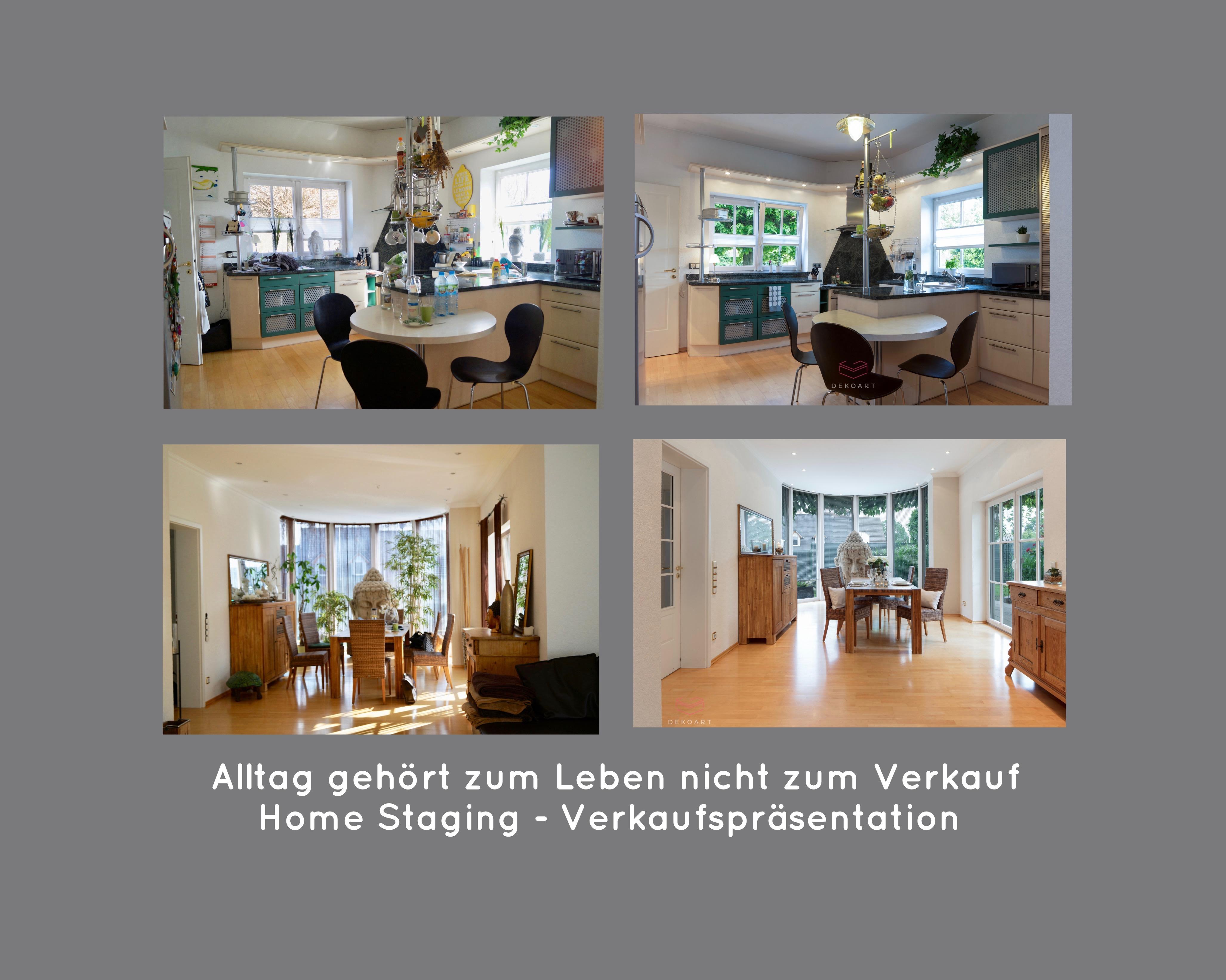 Vortrag Home Staging Dekoart